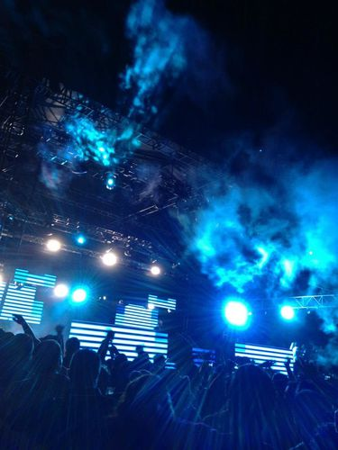 Tiësto Playa del Carmen Mamitas Beach 02 jan 2013 (15)