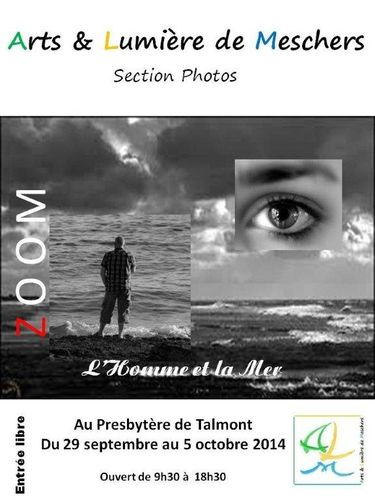 affiche Zoom Talmont 2014