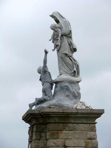 Notre-Dame des Naufragés C Godebski pointe du raz