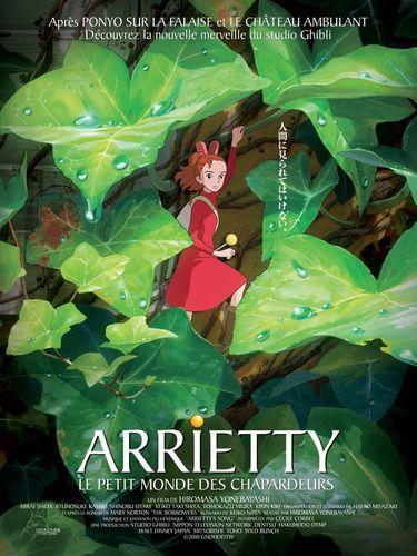 Arietty affiche