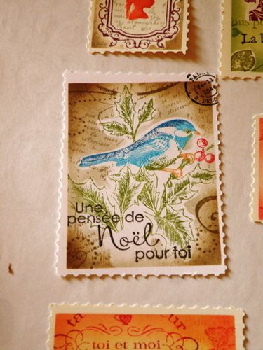 Faux timbres 4.