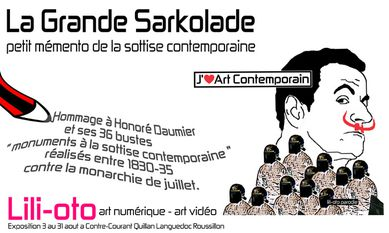exposition art contemporain