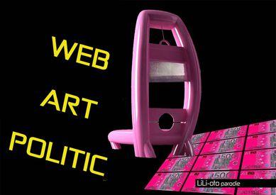 web-art-politic