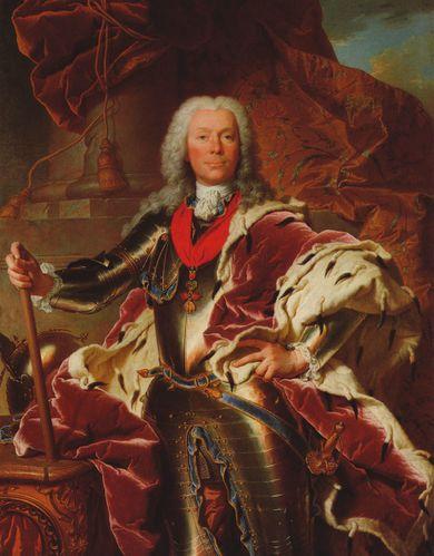 1740 - Joseph Wenzel von Liechtenstein (Vienne)
