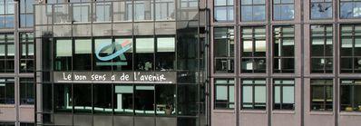 siège de Crédit Agricole à Montrouge