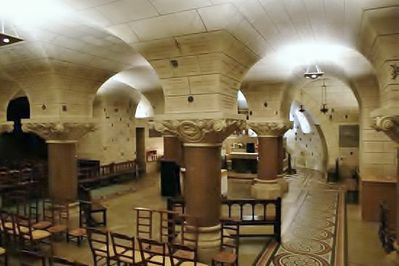 Crypte saint Martin