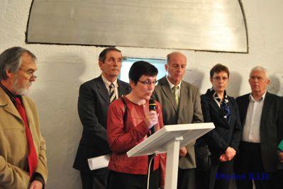 2011-04-09 -Cérémonie à la mémoire des Marins du Marie