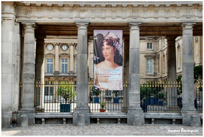Compiegne chateau Marie Louise 2