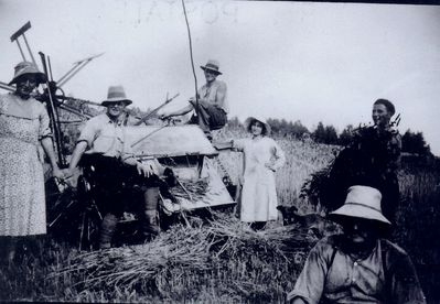 moisson 1934
