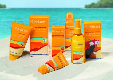 gamme Soins protecteurs Polysianes