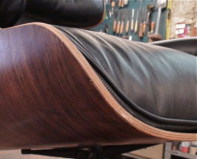 Fauteuil n° 670 Eames