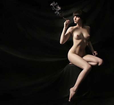 smoking girls 22