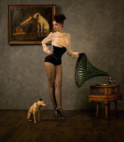 corset burlesque