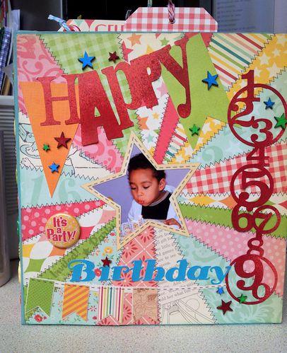 Gabistella mini anniversaire Gaby2010 juillet 2012couvertur