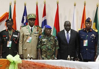 ECOWAS Committee of Chiefs of Defense Staff (CCDS)