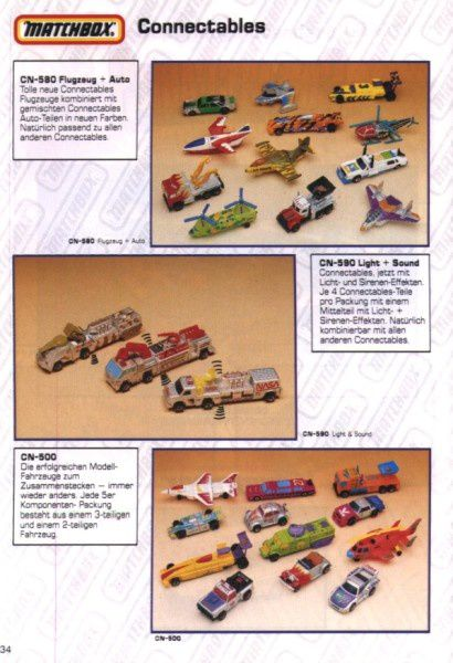 catalogue matchbox 1991 m32
