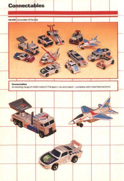 catalogue matchbox annee 1989 t70