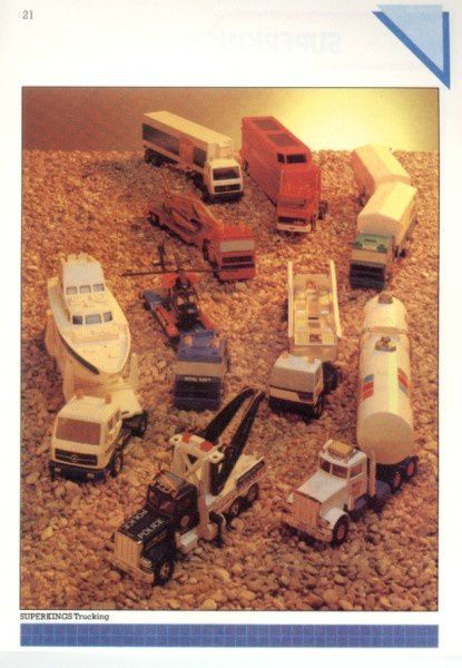 catalogue matchbox 1986 p21