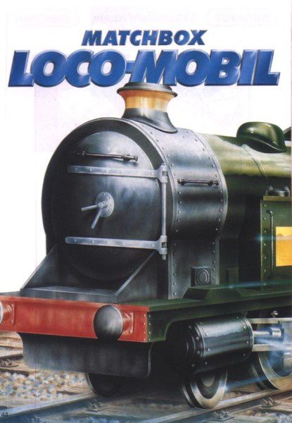 catalogue matchbox 1991 m42 loco mobil