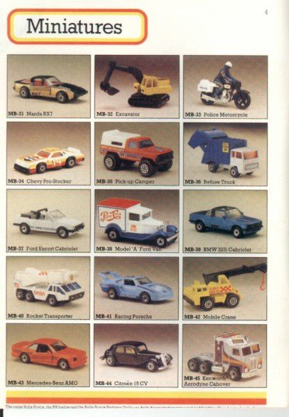 catalogue matchbox 1986 p04