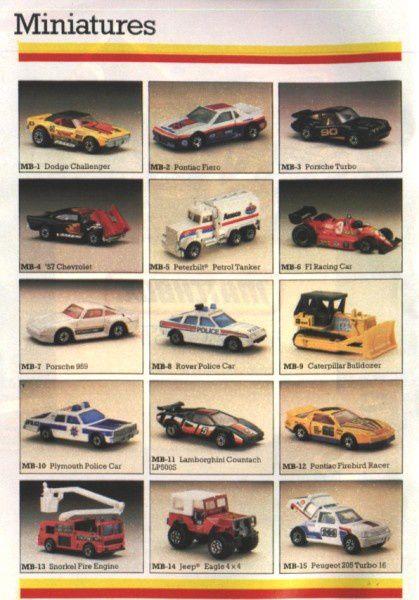 catalogue matchbox 1987 p03