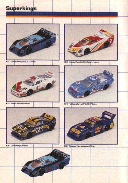 catalogue matchbox annee 1989 t36