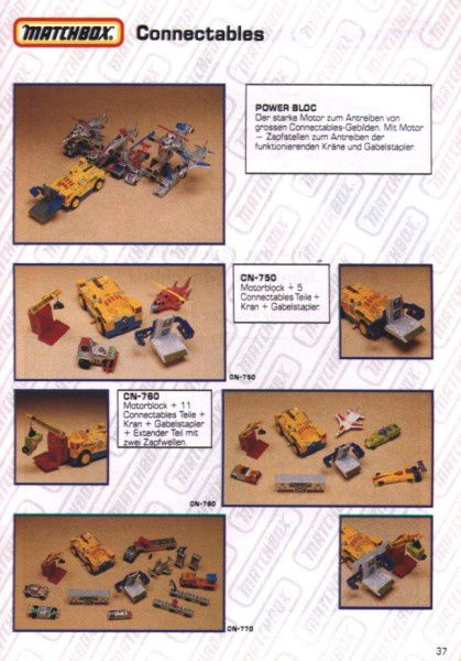 catalogue matchbox 1991 m35