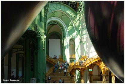 Monumenta Anish Kapoor Grand Palais Paris 09