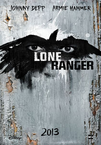 LONERANGER TeaserPoster FR