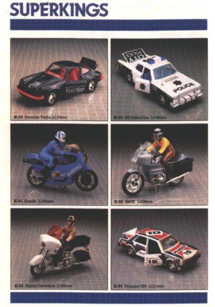 catalogue matchbox 1987 p27