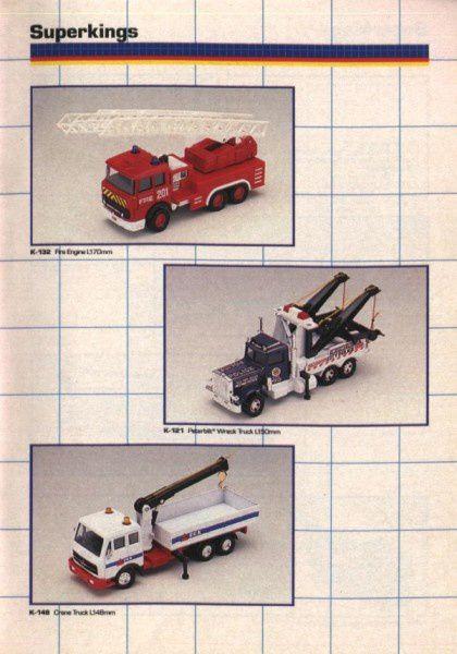 catalogue matchbox annee 1989 t45