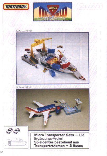 catalogue matchbox 1991 m40