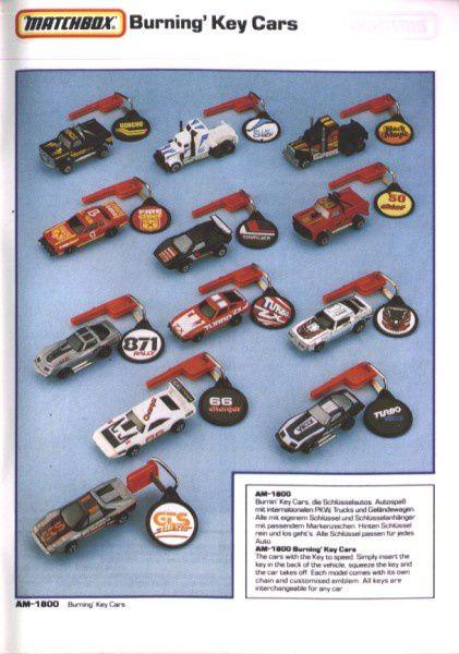 catalogue matchbox 1990 s42