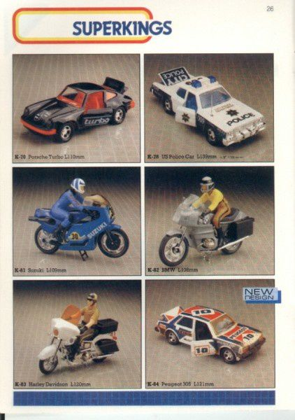 catalogue matchbox 1986 p26 peugeot 305 rallye