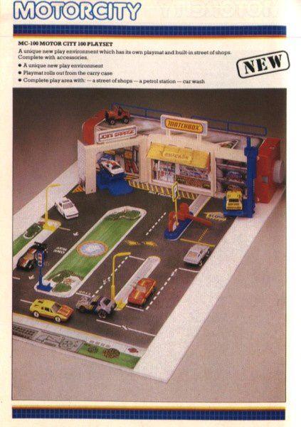 catalogue matchbox 1988 f34