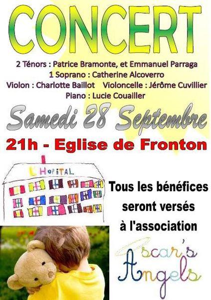EGLISE FRONTON
