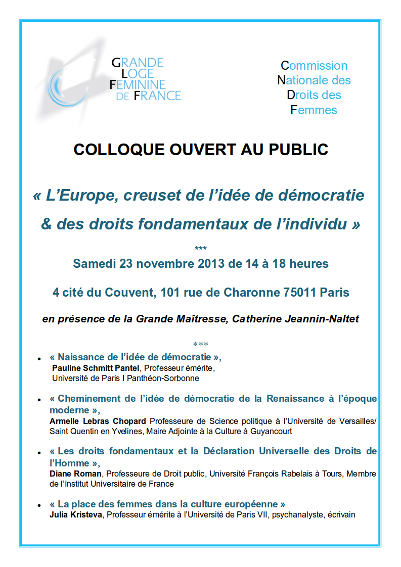 colloque europe complet