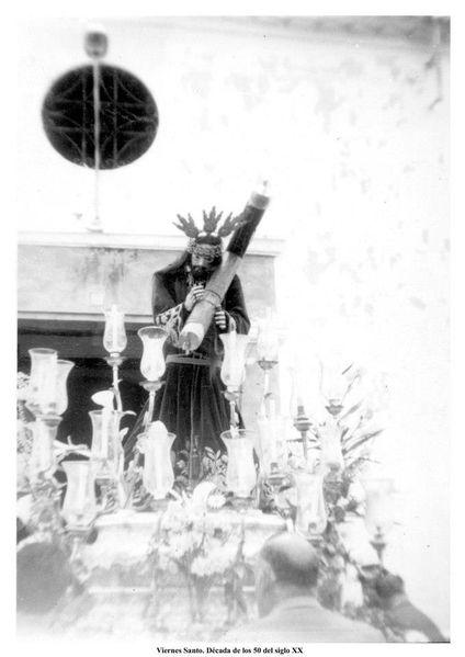 1950 - Hermandad de Jesús de Badolatosa (3)