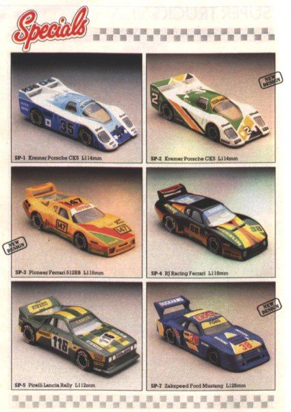 catalogue matchbox 1987 p23