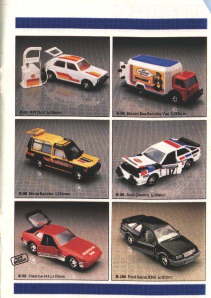 catalogue matchbox 1987 p28