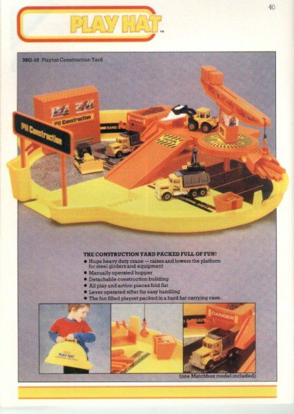 catalogue matchbox 1986 p40