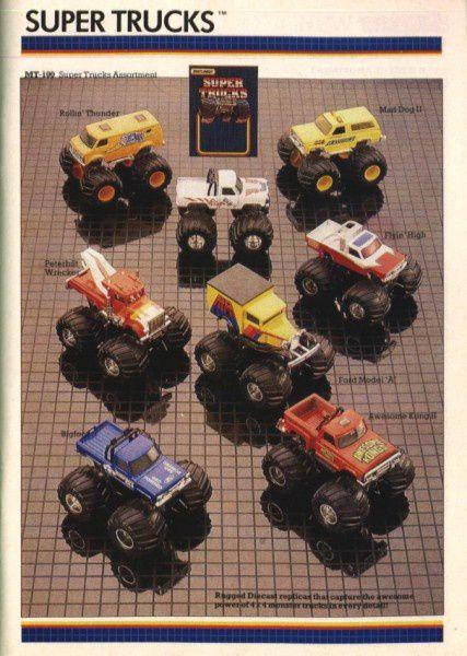 catalogue matchbox 1988 f21