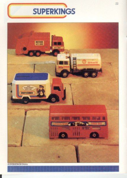 catalogue matchbox 1986 p22