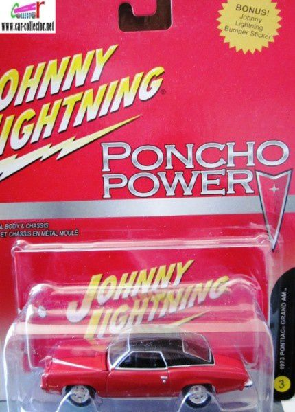 1973 pontiac grand am poncho power johnny lightning (1)