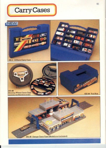 catalogue matchbox 1986 p46