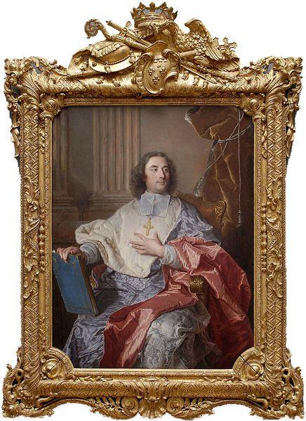 1723 - Charles de Saint-Albin (Getty bordure)
