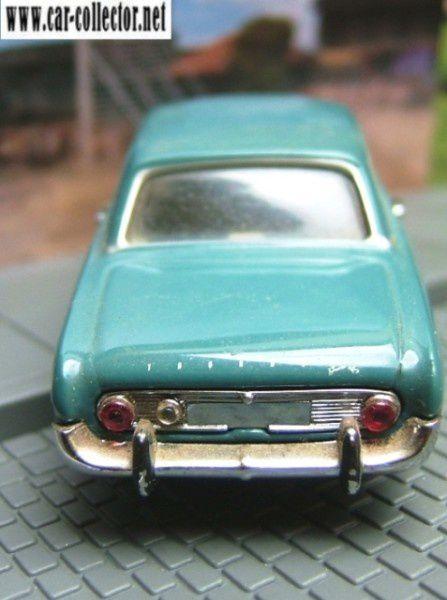 ford taunus 1964 minichamps. (2)
