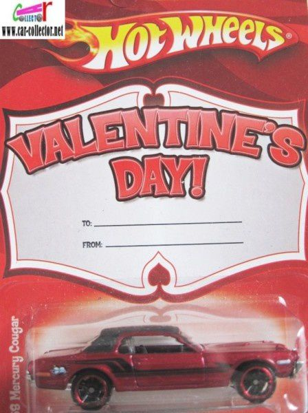 68 cougar ford mercury valentines day cougar st valentin (