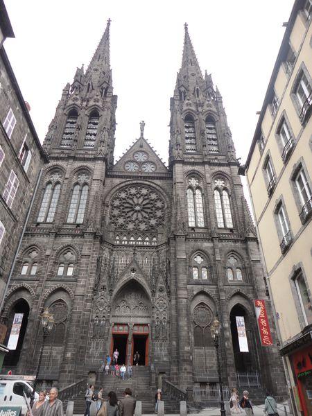 Clermont-Fd à la Cathédrale