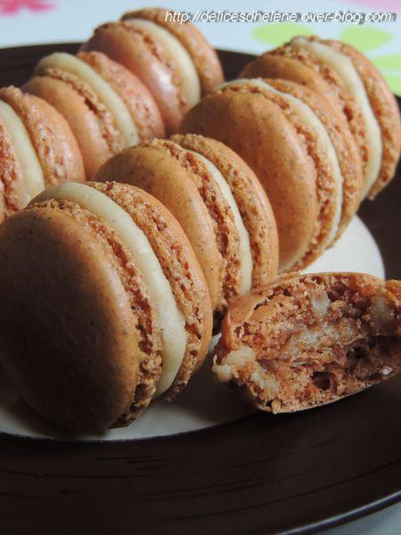 macarons praliné feuilleté (1)